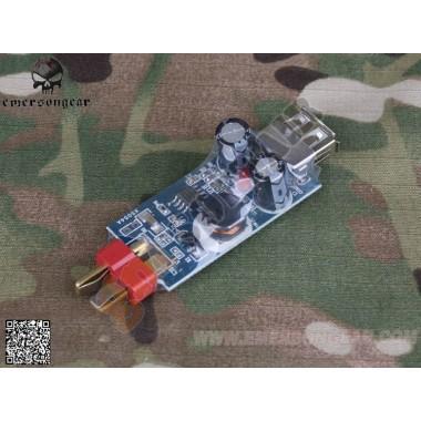 Mini USB LiPo Transform Charger