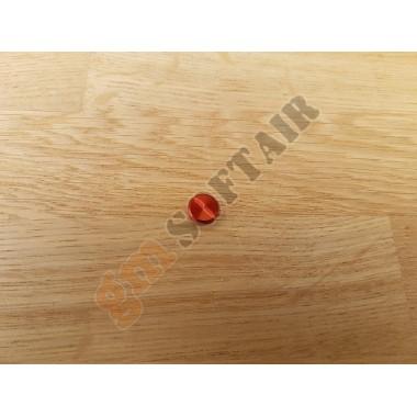 Tappo Selettore Destro AR15 Rosso