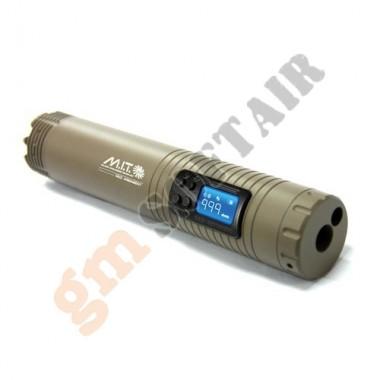 M.I.T. Unit con AnPeq15 Laser TAN