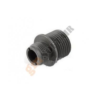 Adattatore Silenziatore CCW da 14 mm per Blaser R93