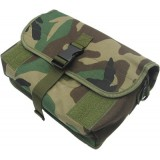 MPS Multi / Gas Mask Pack Woodland