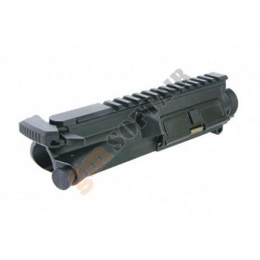 Guscio Superiore CXP-UK1 BlowBack con Leva Armamento Nero (MA-250 ICS)