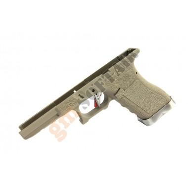 Guscio Inferiore G17 Custom TAN