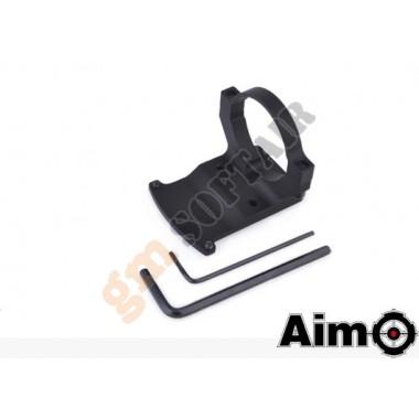 Anello per ACOG con Supporto per Micro Dot RMR Nero