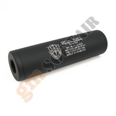 Silenziatore 110X30 con Logo Special Force