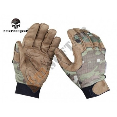 Tactical Camouflage Glove Multicam Tg.XL