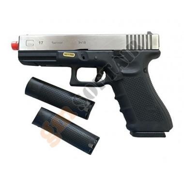Glock G17 Nera/Silver