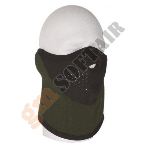 Fleece Face Mask Olive Drab