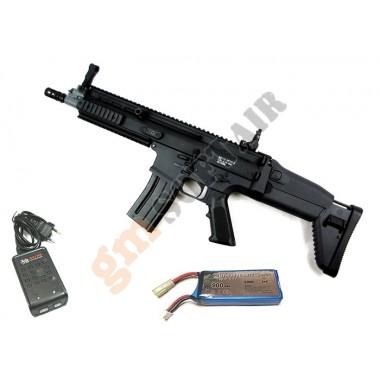 SCAR L MK16 Mod 0 CQC Nero Special Pack (VF1I-MK16BK81 VFC)