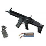 SCAR L MK16 Mod 0 CQC Nero