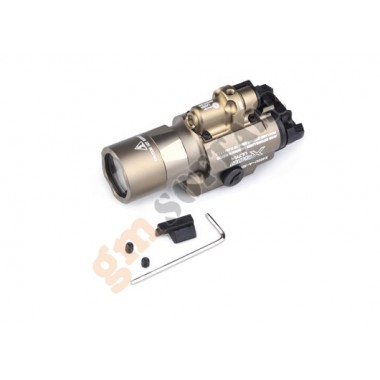 Torcia SF X400 Ultra Led con Laser DE