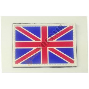 Bandiera UK Colori Gommata PVC