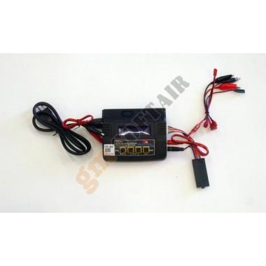 Carica/Scarica Batteria Professionale 680 AC