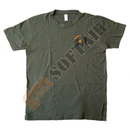T-Shirt Olive Drab tg. L