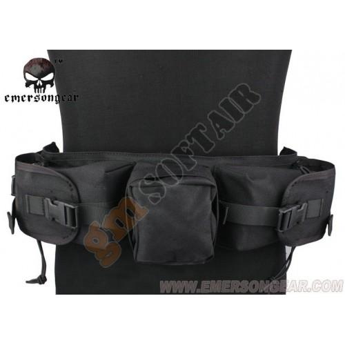 Sniper Waist Pack Nero