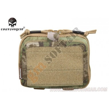 Admin Multi Purpose Map Bag A-Tacs FG