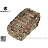Modular Assault Pack w 3L Hydration Bag Coyote Brown
