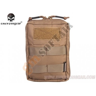 Utility Pouch Coyote Brown