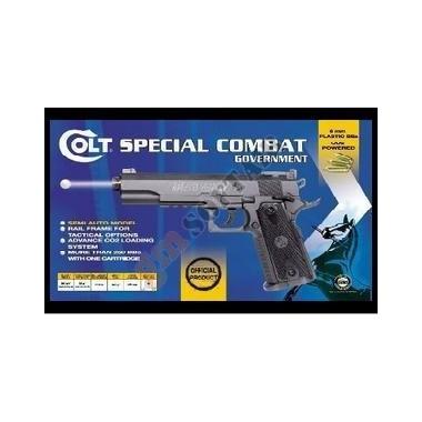 Colt Special Combat a CO2