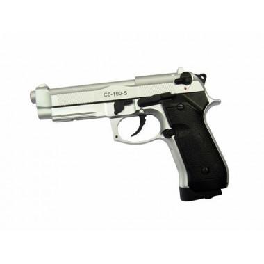Pistola CO190 Silver a CO2