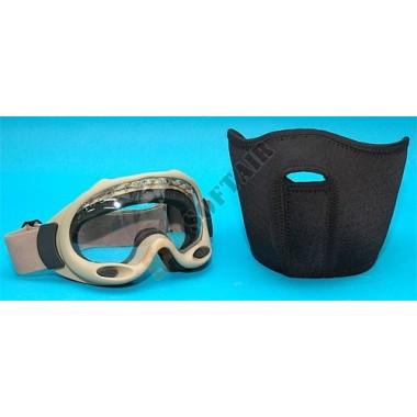 Maschera Forata + Protezione in Neoprene