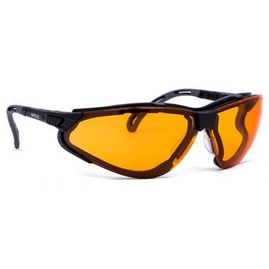 Occhiale Terminator Xtra Lente Arancione
