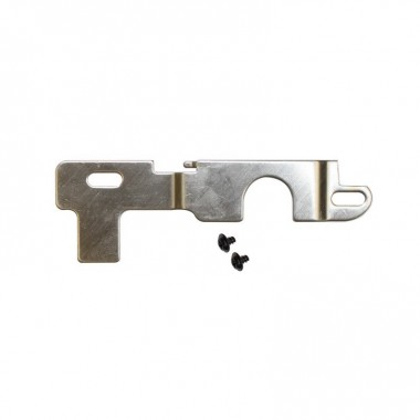 Selector Plate in Metallo per Gear Box V.2 da 9mm