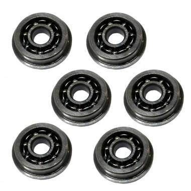 Boccole da 9 mm Cuscinettate Aperte FPS (B9CA)