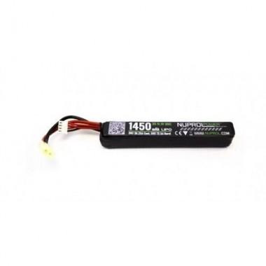 LiPo 11.1 x 1450 30C Tubo
