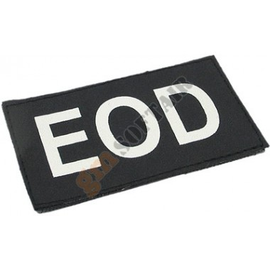 Patch EOD (Explosive Ordnance Disposal) Nera Gommata