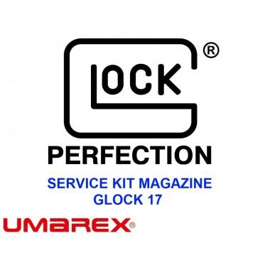 Glock 17 Service KIT Magazine ( 2.6411.1.9 Umarex )
