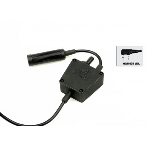 P.T.T. E-Switch per Kenwood (Z122 Z-TACTICAL)