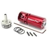 Gruppo Hop Up in Alluminio CNC con Testa Cilindro per VSR, BAR-10, CM.701 (AP-5505 AIRSOFTPRO)