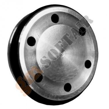 Testa Pistone con Cuscinetto in Ergal per Pistole Elettriche (TPAEP - FPS)