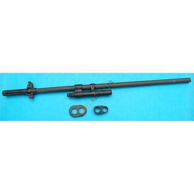 Canna Esterna in Metallo M14