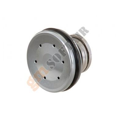 Testa Pistone Cuscinettata in Alluminio Argento (A04-003 Action Army)