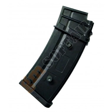 Variable Cap Magazine G36 125 - 30 bb (MAG-O01 D-DAY)