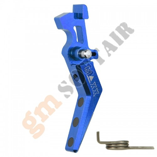 Advance Speed Trigger / Grilletto BLU Style A (MX-TRG001SAU MAXX MODEL)