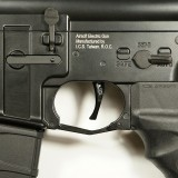 Advance Speed Trigger / Grilletto NERO Style D (MX-TRG001SDB MAXX MODEL)