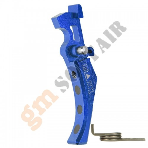 Advance Speed Trigger / Grilletto BLU Style D (MX-TRG001SDU MAXX MODEL)