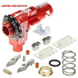 Gruppo Hop Up ME - SPORT in Alluminio CNC per M4/M16 Limited RED Edition (MX-HOP005SRE MAXX MODEL)