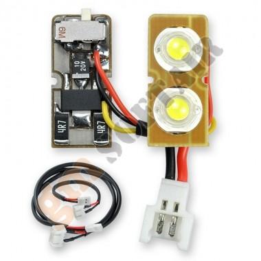 LED Board and Module Set per Hop Up TE/IE (MX-HOP001LMU MAXX MODEL)
