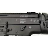 SCAR-L MK16 Nero (CA020P-B CLASSIC ARMY)