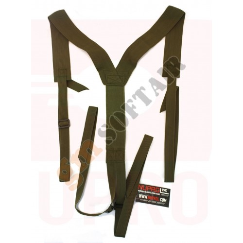 PMC Low Profile Harness Black