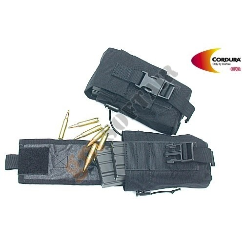 Rifle Mag Pouch for M.O.D. Nero (MOD-01C(BK) GUARDER)