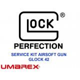 Glock 42 Service KIT Airsoft Gun (2.6410.9 Umarex)