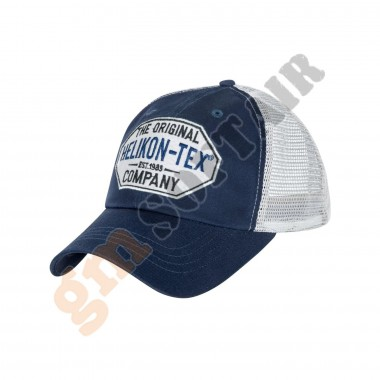 Trucker Logo Cap Blue (CZ-TLC-CT Helikon-Tex)
