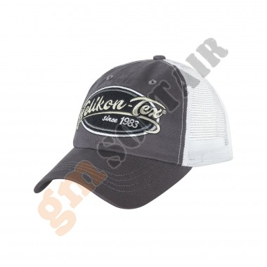 Trucker Logo Cap Shadow Grey / White (CZ-TLC-CT Helikon-Tex)