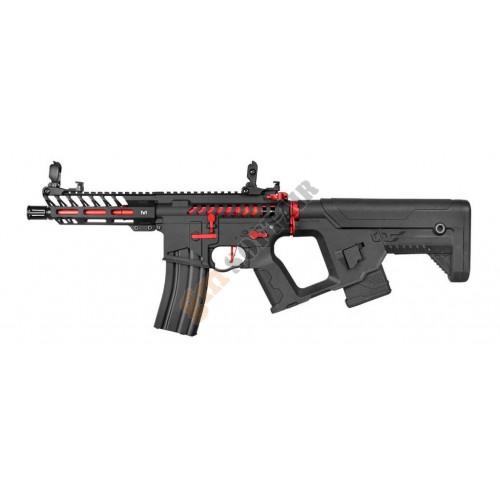M4 Proline Gen.2 Enforcer Needletail Skeleton ETU - Nero Rosso (LK9058 LANCER TACTICAL)