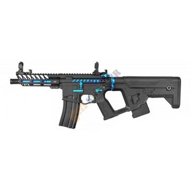 M4 Proline Gen.2 Enforcer Needletail Skeleton ETU - Nero Blu (LK9059 LANCER TACTICAL)